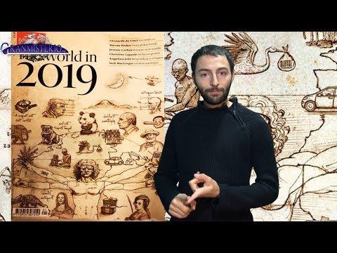 Las IMPACTANTES profecías de The Economist 2019