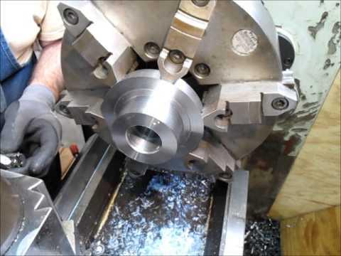 Etching Press Handwheel Episode 3