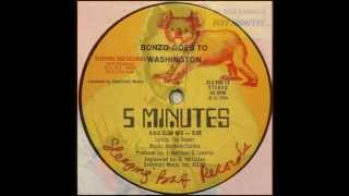 """""""Five Minutes"""" by Jerry Harrison (of Talking Heads), Bootsy Collins..."""