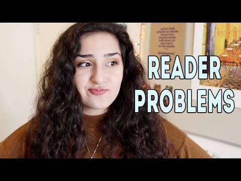 READER PROBLEMS BOOK TAG!