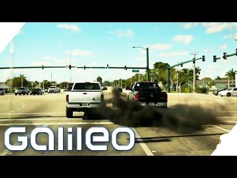 Coal Rollers in den USA | Galileo | ProSieben