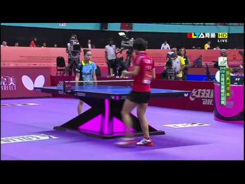 2016 WTTTC (WT-SF2) Japan Vs Korea DPR [HD] [Full Match/Chinese]