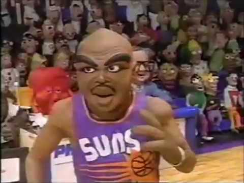 NBA Inside Stuff - Special Edition - Charles Barkley 1994