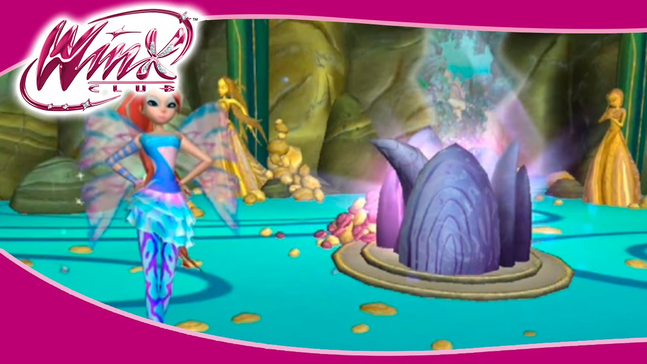 Winx Club: The Mystery of the Abyss - Topic - YouTube