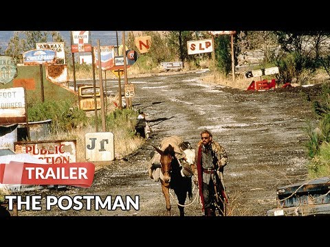 The Postman 1997 Trailer | Kevin Costner | Will Patton