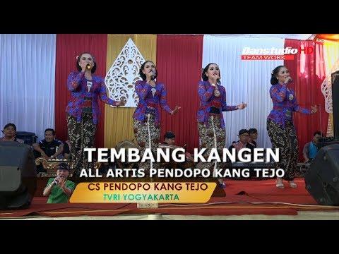 MANTEP BENER -TEMBANG KANGEN - CAMPUSARI PENDOPO KANG TEJO TVRI YOGYAKARTA