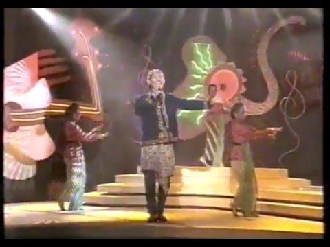 Salih Yaacob - Segombang Intan MUZIK MUZIK SEMI FINAL 1993