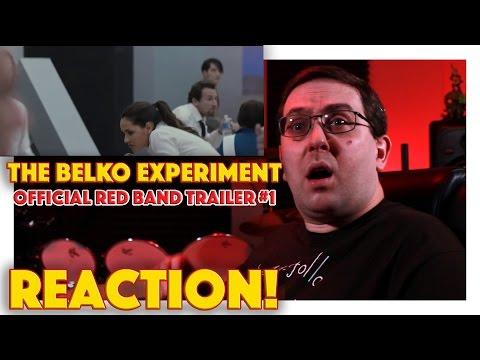 The Belko Experiment Official Trailer #1 - James Gunn Movie 2017