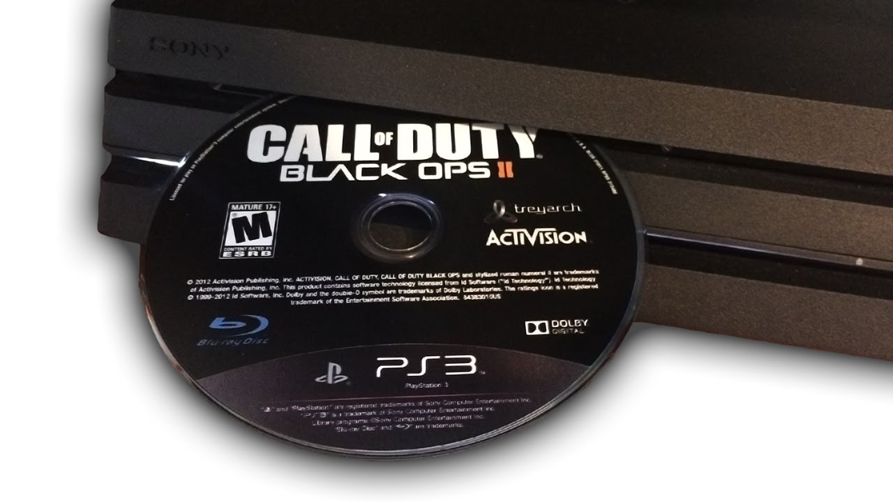 Black Ops 2 Backwards Compatible On Ps4 Youtube