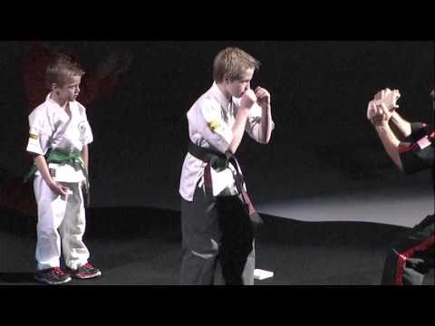 Martial Arts Night at the Phantoms  Nov 2015