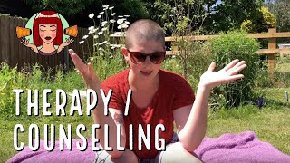 VLOG#14 Therapy/Counselling
