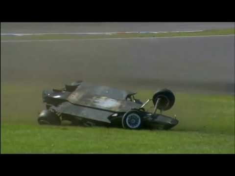 Biggest Formula 3 Crashes of all Time