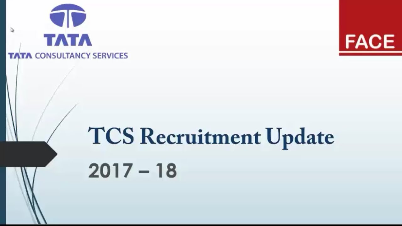 Tcs Recruitment Pattern 2017 18 Apude And Interview Questions