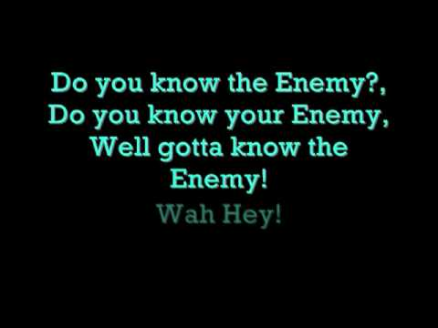 Green Day - Know Your Enemy {{Lyrics}}