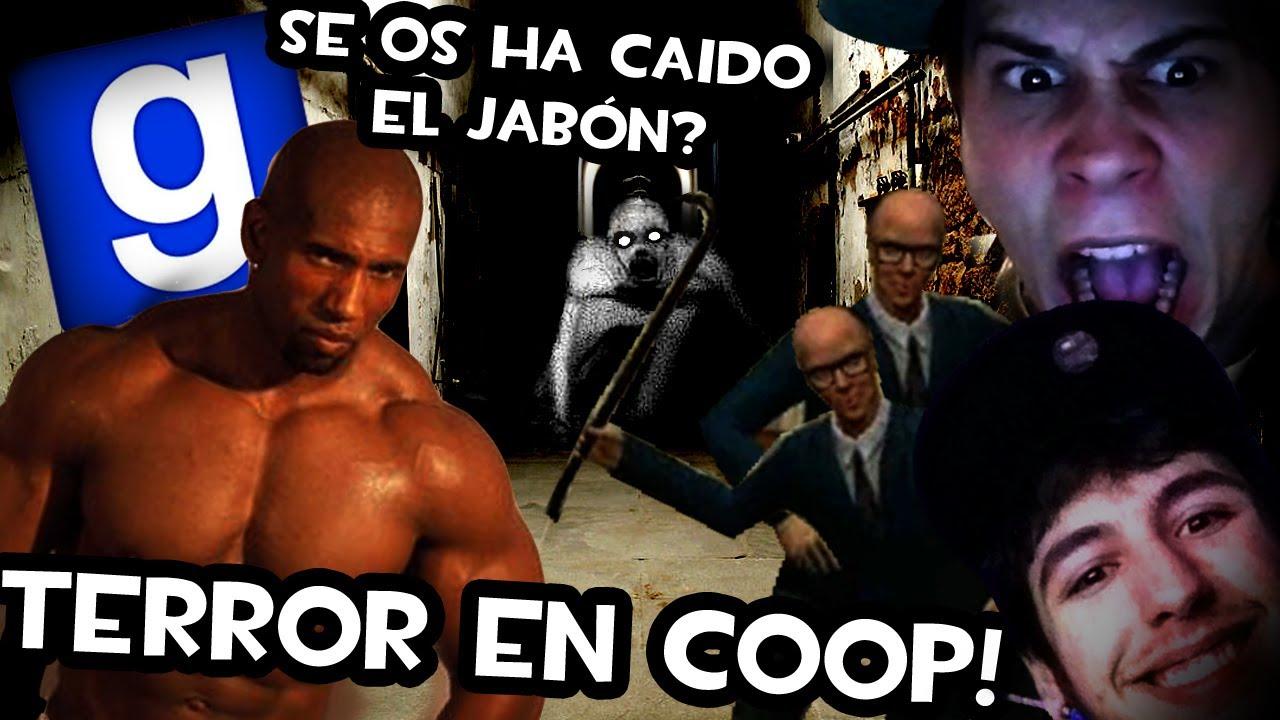 Scary United | CUIDADO CON EL JABON EN LAS DUCHAS w/ Eddisplay | Ep.1