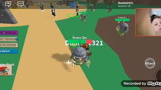 Roblox monster oth zbieramy 100 monet
