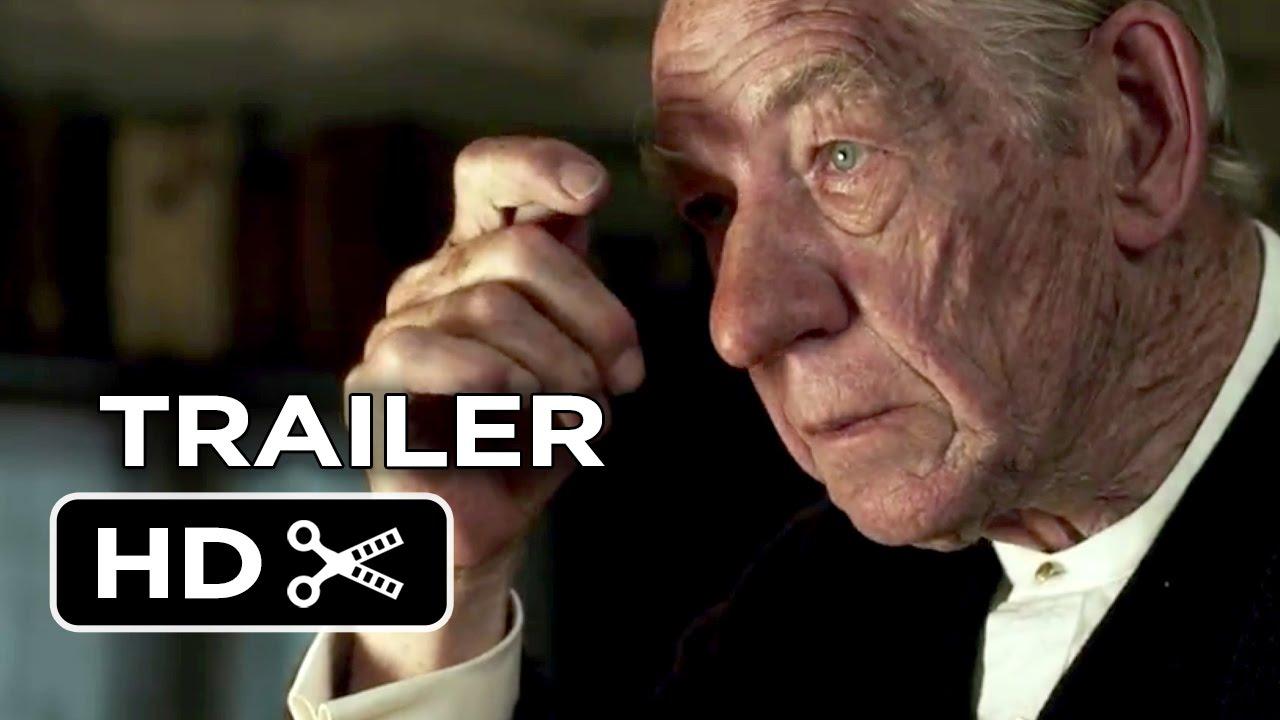 Mr. Holmes Official Teaser Trailer #1 (2015) - Ian McKellen Mystery Drama HD