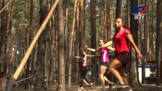 ВГТУ-легкая атлетика  на турбазе