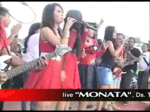 SALAM DUA JARI ~ ALL ARTIS MONATA Live in Tlogoayu Gabus Pati 27 juni 2014