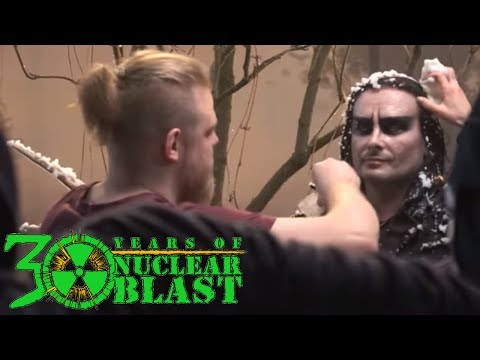 CRADLE OF FILTH - Making Of 'Heartbreak And Seance' Video (OFFICIAL)