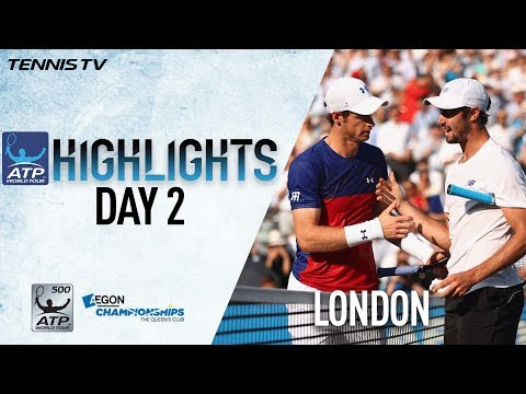 Highlights: Andy Murray Suffers Shock Loss At Queen's 2017