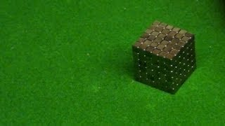 How To Make a Buckycubes Cube. HD Tutorial