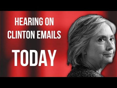 In Case You Missed It--State Dept. was WARNED about Hillary Clinton's Illicit Email Use!