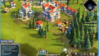 Age Of Empires Online Walkthrough - Pt.134 Greek -  Cataclysm (i)