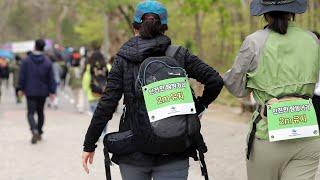 단체보다는 '혼산'…코로나19가 바꾼 산행 / 연합뉴스TV (YonhapnewsTV)