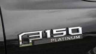 Test Drive #96 - 2015 Ford F-150 Platinum