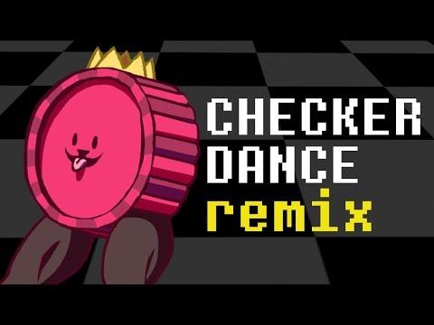 Deltarune - Checker Dance Remix - RednasVGM