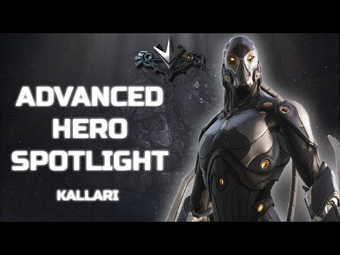 Paragon Competitive League - Advanced Hero Spotlight: Kallari