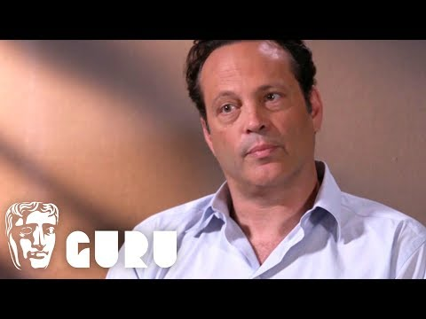 """It's not a competition, it's a collaborative medium"" Vince Vaughn on Acting"
