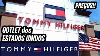 TOMMY HILFIGER OUTLET dos ESTADOS UNIDOS ! Mostrando PRREÇOS em Charleston, SC