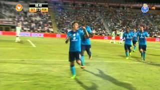 Golo de Quintero - Liga Portuguesa 13/14 (1ªJ): V. Setúbal 1-3 FC Porto (18-08-2013)