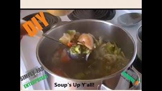 Diy - Fennel Potato Soup