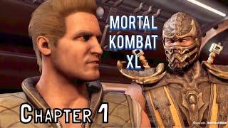 Mortal Kombat XL Chapter 1 Gameplay, Part 1 (PS4)