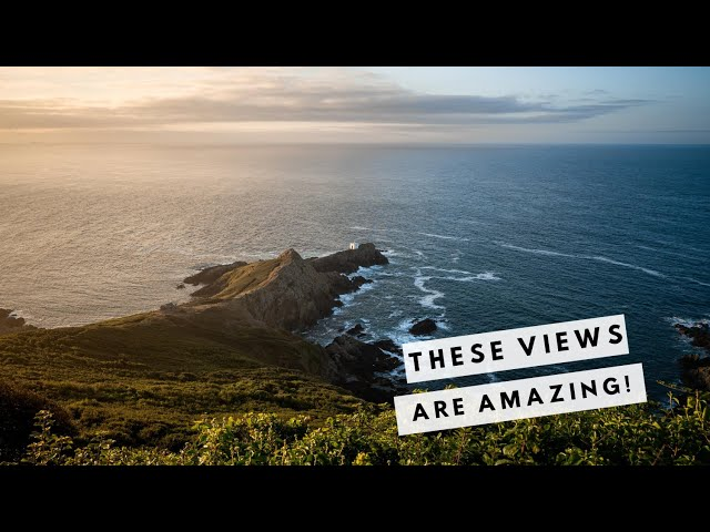 Guernsey Cliffwalk | Exploring the Rugged Side of the Channel Islands