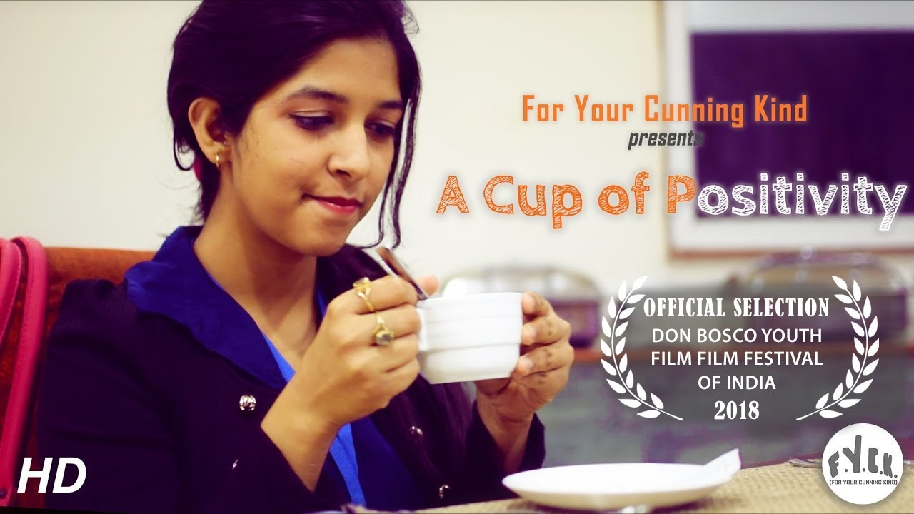 A Cup of Positivity | Award Winning Inspirational Short Film (2017) | English Subtitles