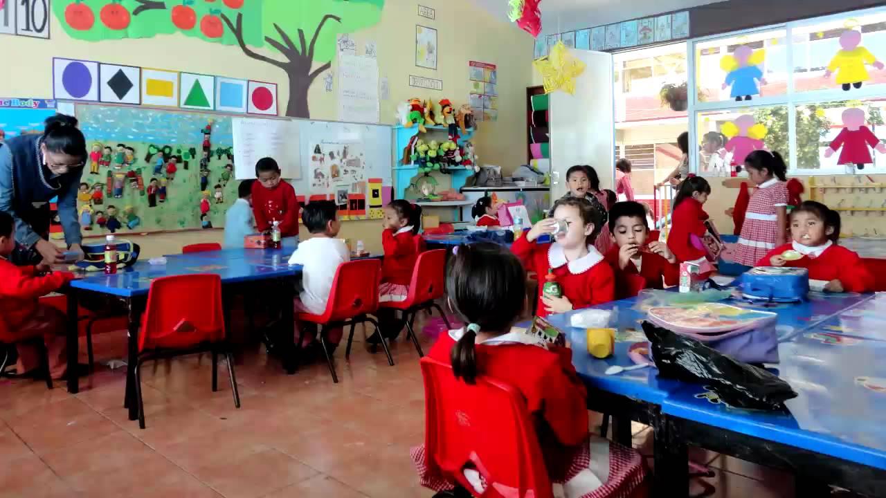 Baños Para Jardin De Ninos:Ayúdame a salvar mi Jardín de Niños Octavio Paz – YouTube