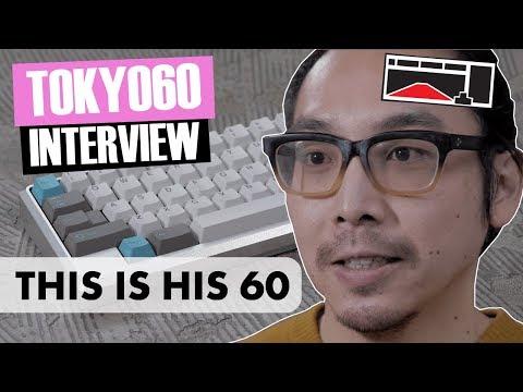 Tokyo60 Keyboard (Creator Interview)