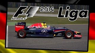 F1 2014/Mulchian Liga #001 Deutschland/Hockenheimring[German HD+ PC]