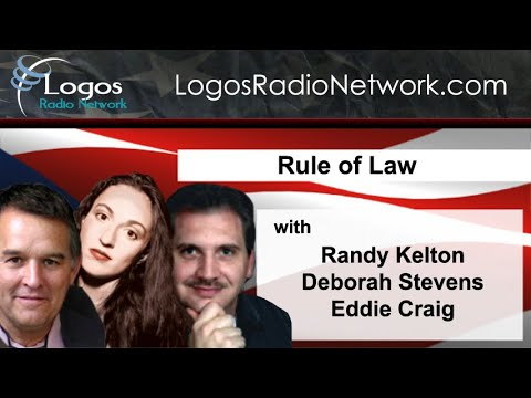 Rule of Law with Randy Kelton and Deborah Stevens  (2015-03-05)