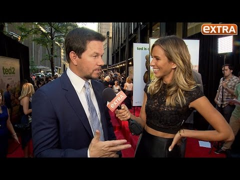 Mark Wahlberg Defends Diddy at 'Ted 2' Premiere Over Recent Arrest at UCLA