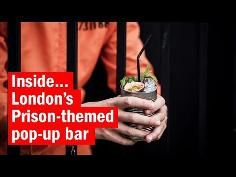 Inside... London's Prison-themed pop-up bar | Time Out London Mp3