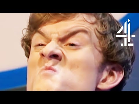 James Acaster being CHAOTIC GOOD on Channel 4 Shows for (Nearly) 30 Minutes