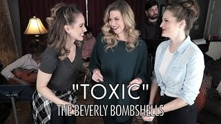 """BRITNEY SPEARS' """"TOXIC"""" sung by THE BOMBSHELLS [LRS No. 2]"""
