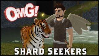 Omg! NEW SERIES?! - SHARD SEEKERS RPG Roblox