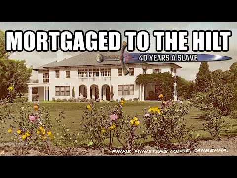 Mortgaged To The Hilt: 40 Years A Slave