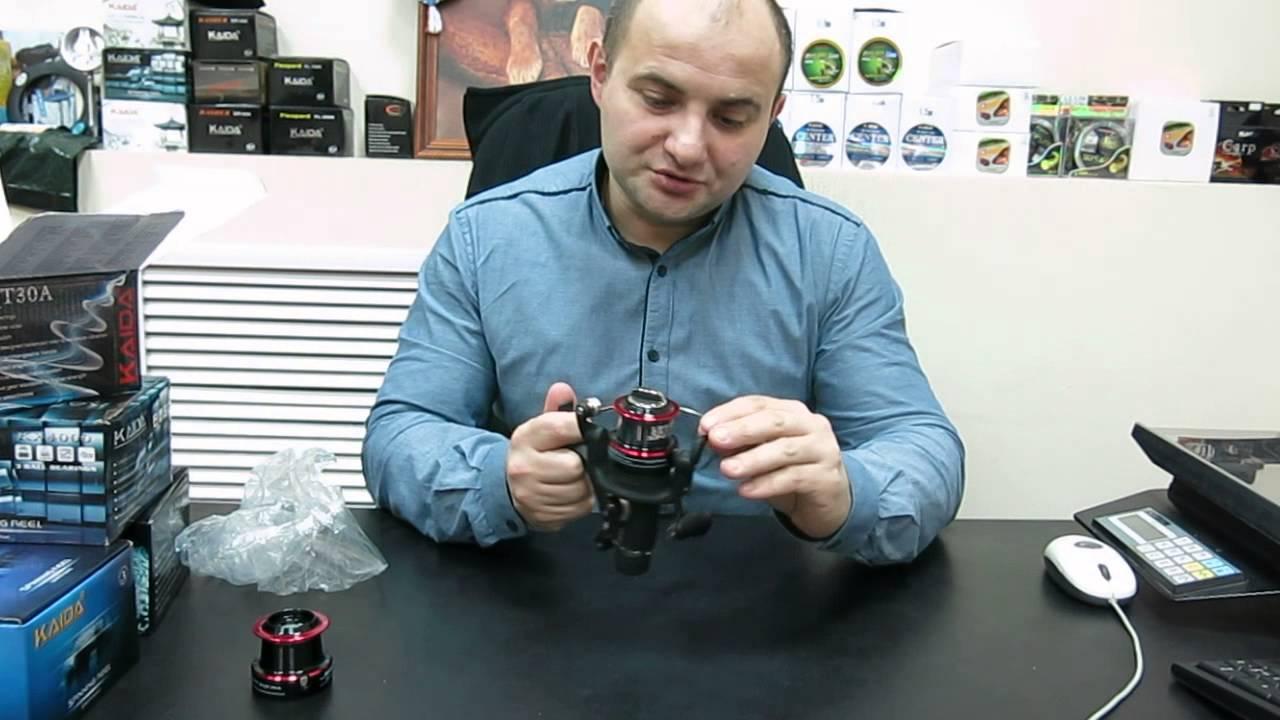 схема сборки катушки kaida kqt50a видео